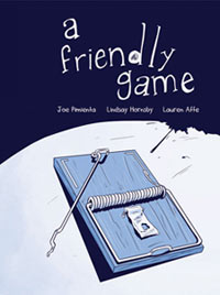 The cover of A Friendly Game